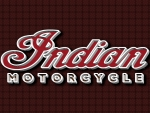 Indian Motorcycle Red 3D