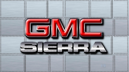 Gmc Sierra Logo Gmc Cars Background Wallpapers On