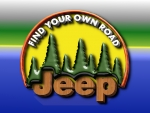 Jeep find your road 3D