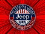 Jeep 4x4 legend glass