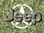 Jeep star and camo-logo
