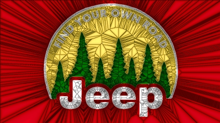 Jeep find your way glass - Jeep Willys, Jeep logo, Jeep Background, Jeep emblem, Jeep Wallpaper, Jeep, Jeep AMC