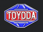 First Toyota Plastic 3D logo