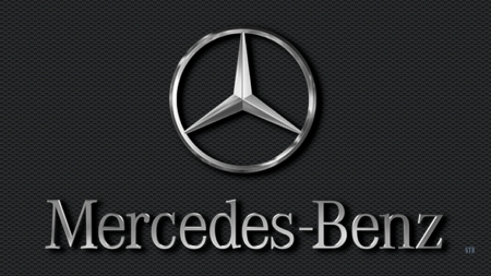 Mercedes Benz Chrome And Carbon Mercedes Cars Background