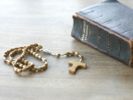 Rosary and Book of Prayers