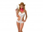 Cowgirl Shooter. .