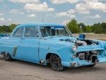 Supercharged 1952 Ford Mainline