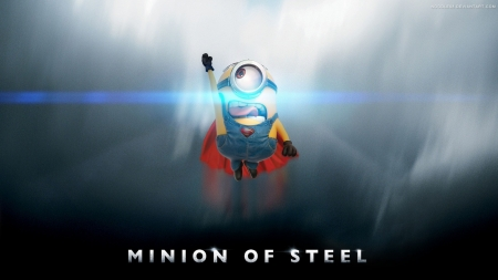 minion - minion, steel, fly, light