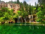 Hanging Lake, Colorado, US