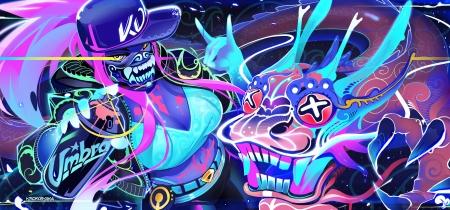 Kda Akali Other Video Games Background Wallpapers On Desktop Nexus Image 2455928