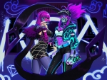 KDA akali and evelynn