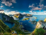Reinebringen Viewpoint - Lofoten, Norway