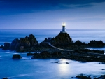 La Corbiere Lighthouse (Jersey)