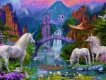 Magical Land of Unicorns