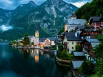 Beautiful Halstatt, Austria