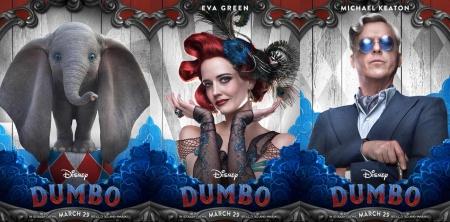 Dumbo 2019 Movies Entertainment Background Wallpapers On Desktop Nexus Image 2458251