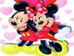 Love For Mickey and Minnie