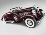 1935 duesenberg model j convertible lagrande