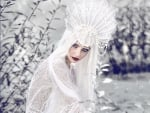 Ethereal Ice Queen