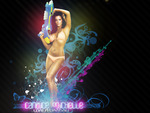 WWE Candice Michelle Wallpaper