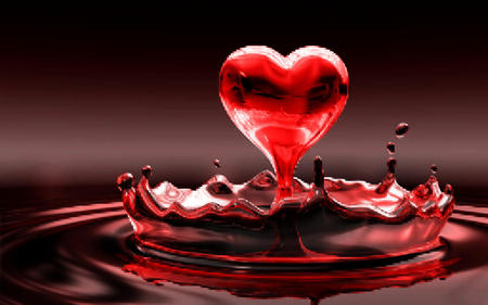 love in blood