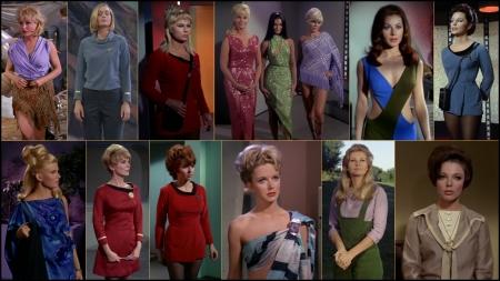 Star Trek The Original Series Season One Guest Stars Tv