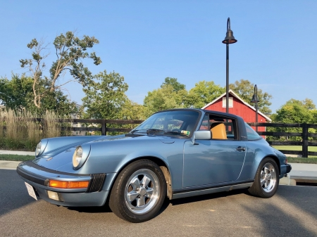 1986 Porsche 911 Carrera Targa - Old-Timer, Carrera, 911, Cars, Porsche, Targa, Sports