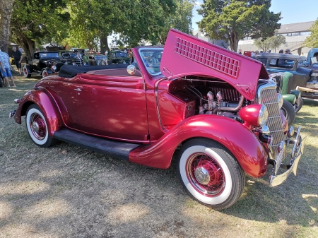 Coupe - rod, coupe, custom, car