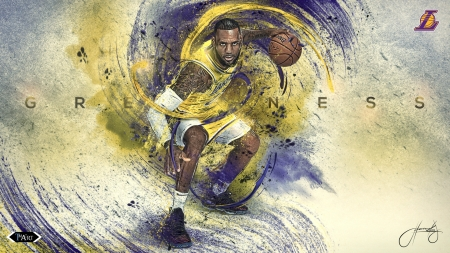 LeBron James - Basketball & Sports