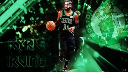Kyrie Irving Basketball Sports Background Wallpapers On