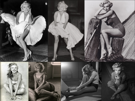 The Timeless Marilyn Monroe