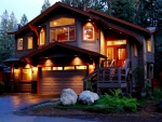 Lake Tahoe Luxury Cabin
