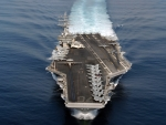 Aircraft Carrier USS Ronald Reagan CVN-76