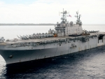 Assault Ship USS Peleliu LHA-5