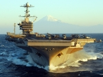Aircraft Carrier USS George Washington CVN-73