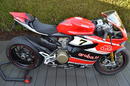 Ducati Panigale - Has arrived, new grilfriend, 1199, Ducati