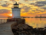 lighthouse-sunrise
