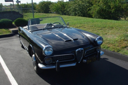 1960 Alfa Romeo 2000 Spider - 2000, Old-Timer, Convertible, Alfa Romeo, Cars, Spider, Sports