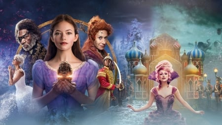 The Nutcracker And The Four Realms 2018 Movies Entertainment Background Wallpapers On Desktop Nexus Image 2465072