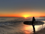 Surfin the Sunset