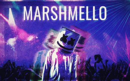 Marshmello Music Entertainment Background Wallpapers On