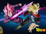 goku black and turanks