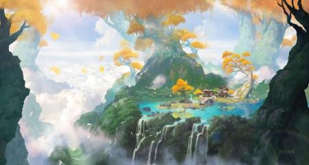 20+ Fantasy World Art Images