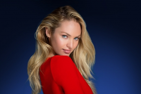 Candice Swanepoel Models Female People Background