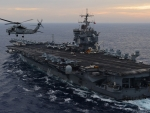 Aircraft Carrier USS Enterprise CVN-65