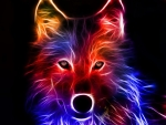 Electric wolf