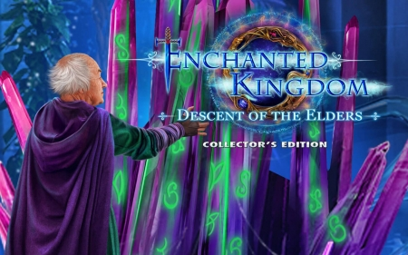 Enchanted Kingdom 5 - Descent of the Elders03 - video games, fun, puzzle, hidden object, cool