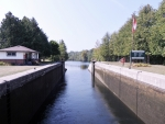 Lock 23 - Trent Severn Waterway