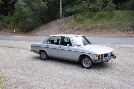 1973 BMW Bavaria - Old-Timer, Bavaria, BMW, Luxury, Cars