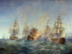 The battle of the island Tendra 28-29 august 1790